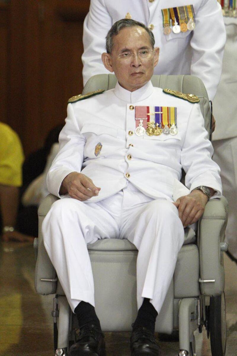 El monarca de Tailandia es uno de los más adinerados no solo de Asia, sino del mundo.
