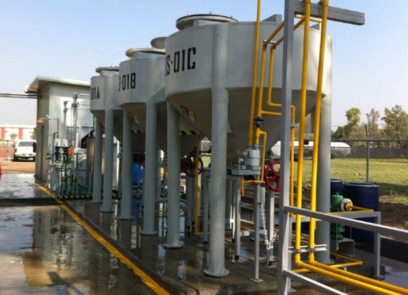 biomasa infraestructura