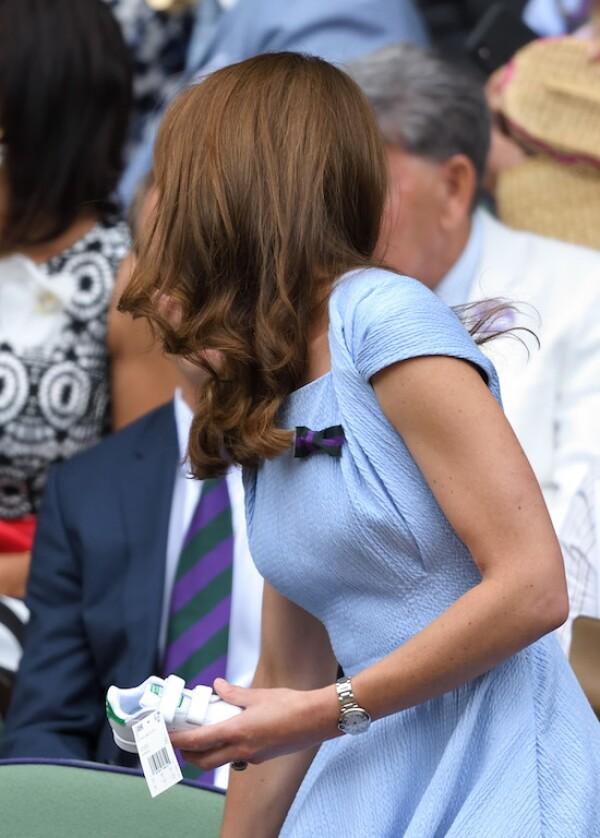 Kate Middleton y Stan Smith