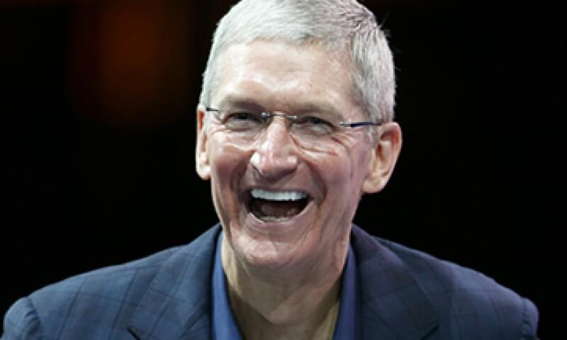 Tim Cook demostró que Apple todavía puede innovar. (Foto: Reuters )