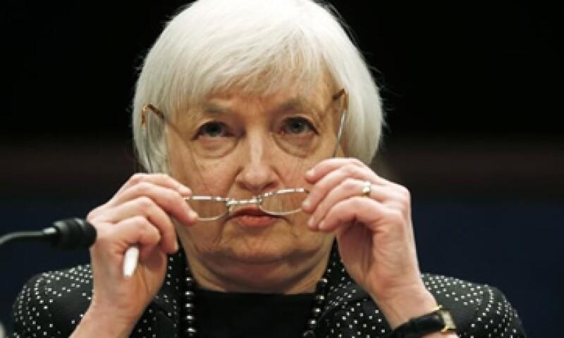 La Reserva Federal, dirigida por Janet Yellen, podría impulsar el ahorro de los estadounidenses si deja de ser paciente.  (Foto: Reuters )