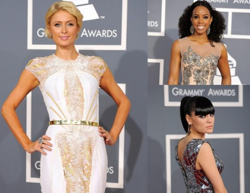 Kelly Rowland, Jessie J y Paris Hilton lamentaron la muerte de Houston.