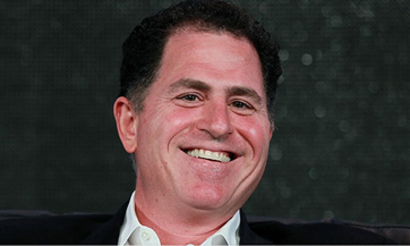 Michael Dell enfrenta la oposición del inversor Carl Icahn sobre la salida de la compañía de Bolsa. (Foto: Archivo)