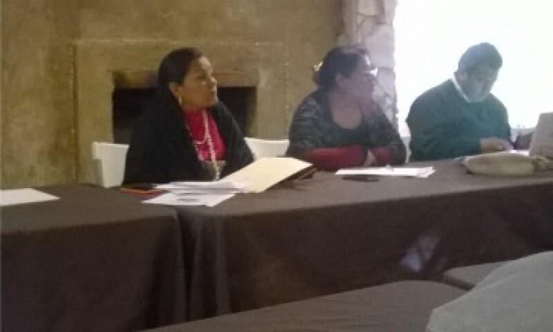 Los grupos indígenas pedirán también al Papa el fin de la presecución contra los indígenas. (Foto: Cortesía Encuentro Comisión Continental Abya Yala)