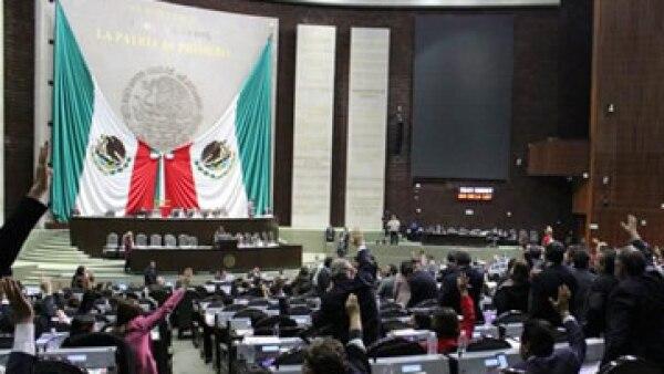 La Cámara de Diputados aprobó este viernes el Presupuesto de Egresos de la Federación (PEF) para 2016. (Foto: Tomada de @CanalCongreso )