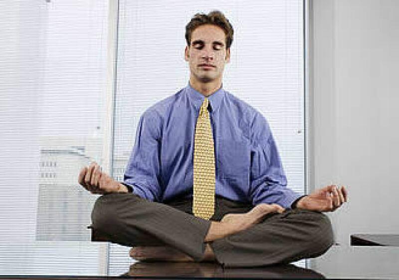 El ejercicio de oficina ayuda a reducir estas lesiones. (Foto: Jupiter Images)