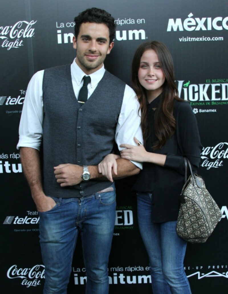La pareja disfruta de asistir a eventos públicos y de trabajar juntos cuando es posible.