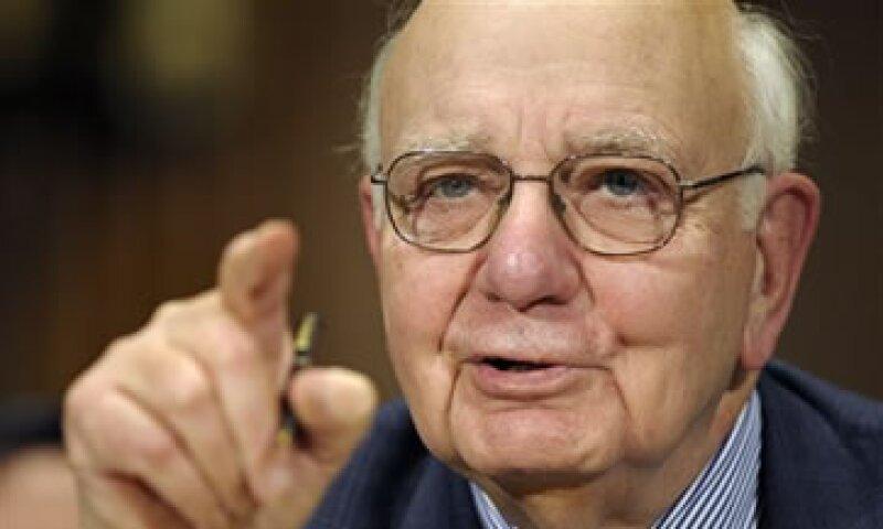 La regla Volcker fue originalmente propuesta por el ex titular de la Reserva Federal, Paul Volcker.  (Foto: AP)
