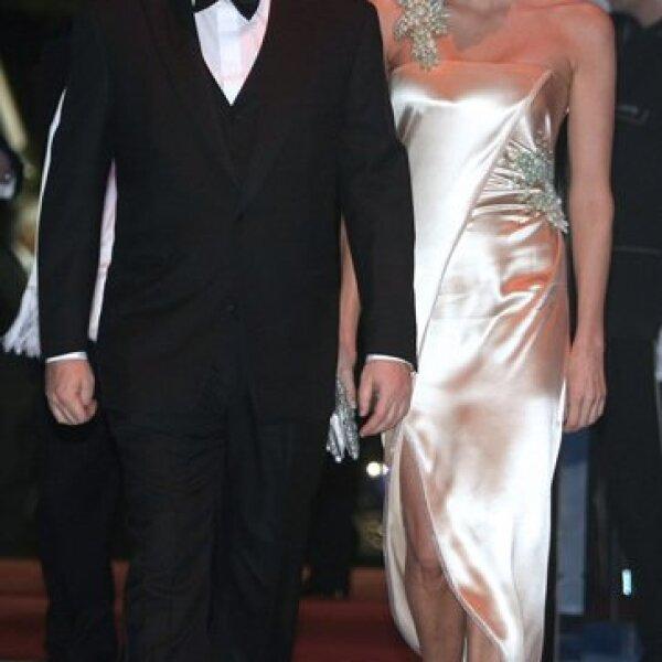 Después de los rumores de crisis en su relación, el príncipe Alberto y su novia, Charlene Wittstock, demostraron que se llevan de maravilla y que aún hay amor.