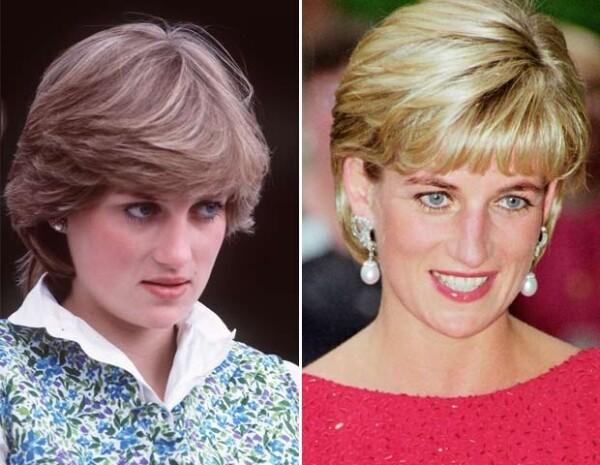 Este corte de pelo fue muy característico de Lady Di.
