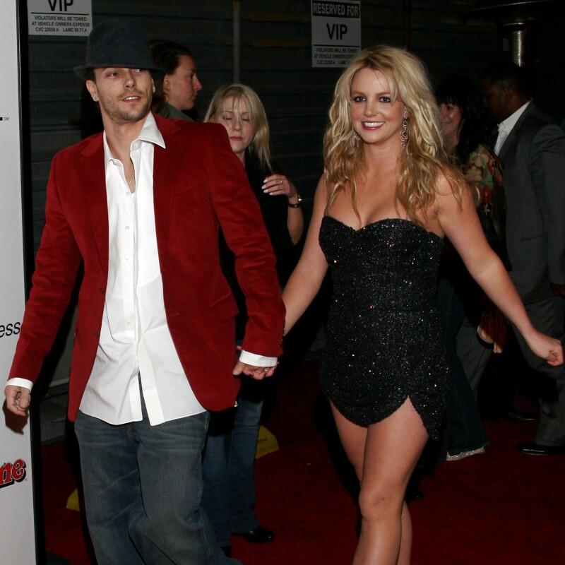 Kevin y Britney