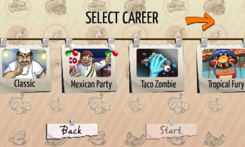 En App Store, 'Taco Master' se encuentra entre las aplicaciones con costo más descargadas (Foto: Tomada de Google Play)
