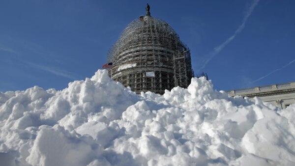 Washington podría recibir hasta 61 centímetros de nieve este fin de semana.