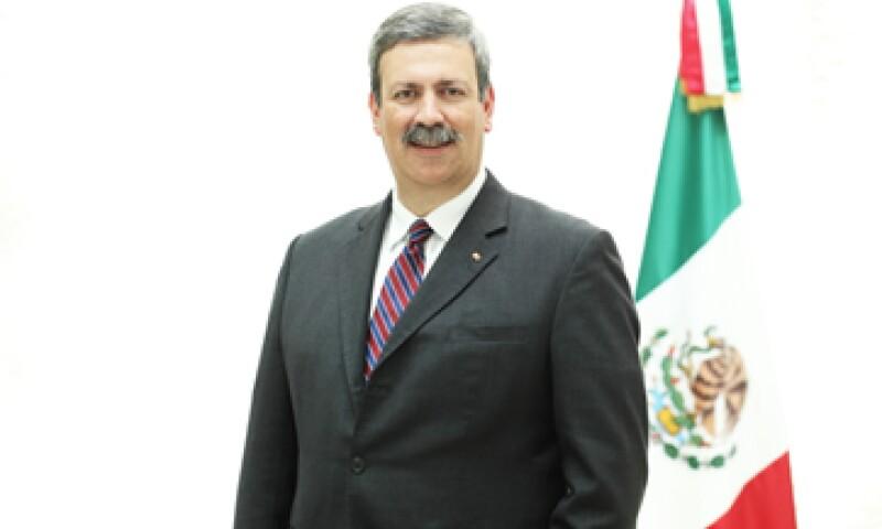 González Díaz es licenciado en Administración por el ITAM. (Foto: Tomada de http://embamex.sre.gob.mx)