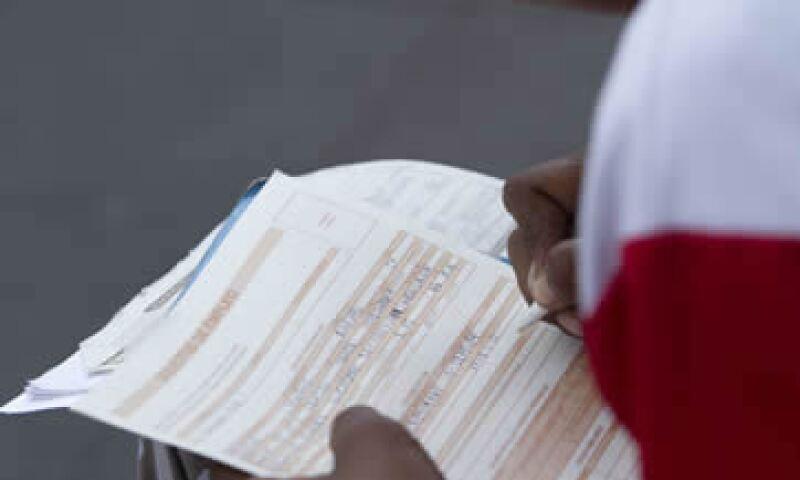 Con cifras ajustadas por estacionalidad, la tasa de desempleo bajó a 4.93%. (Foto: Cuartoscuro)