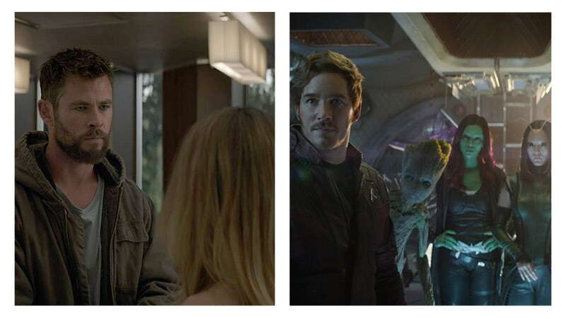 Avengers: Endgame y Guardians of the Galaxy 3