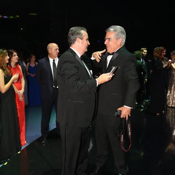 Federico López Ancona y Alberto Saavedra