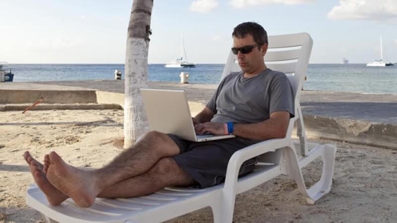 Trabajo en vacaciones