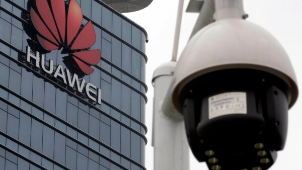 China Estados Unidos Huawei