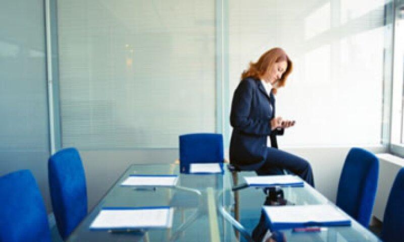 57% por ciento de las empresas encuestadas respondió que las mujeres representan menos de 40% de su plantilla laboral. (Foto: Thinkstock)