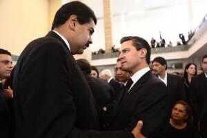 FUNERAL DE ESTADO DEL PRESIDENTE HUGO CHÁVEZ EN VENEZUELA