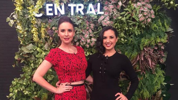 Andrea y Fatima Torre