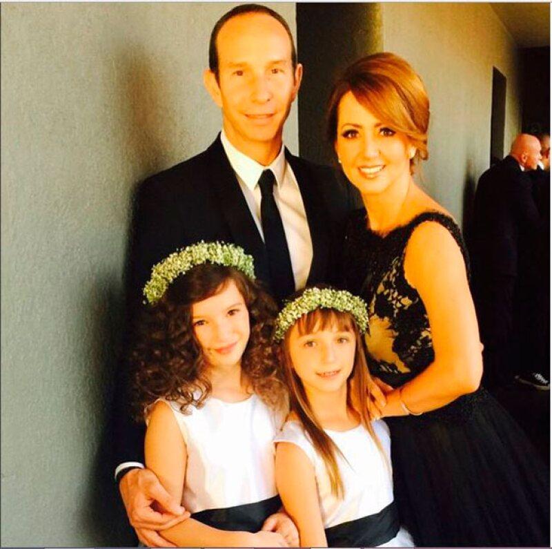 La familia Legarreta Rubín es una de las más queridas del showbiz.