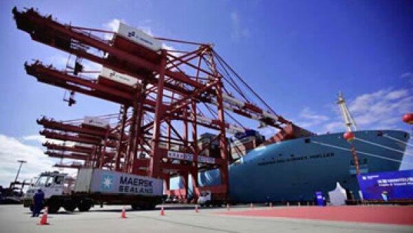 Puertos Infraestructura
