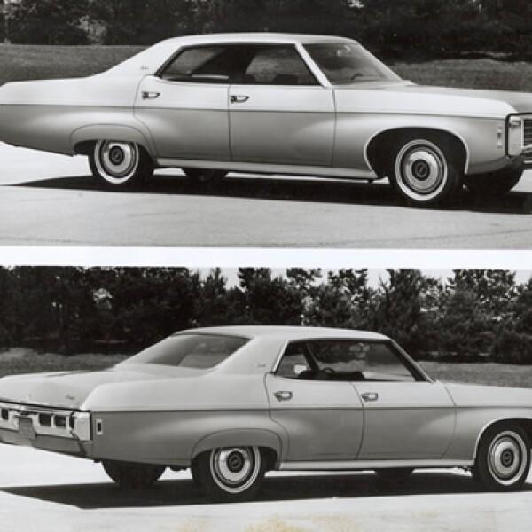 Comercializado en México desde 1977 a 1983, este modelo era considerado uno de los más lujosos dentro del portafolio de GM. Una versión renovada es utilizada actualmente por la policía de Estados Unidos.