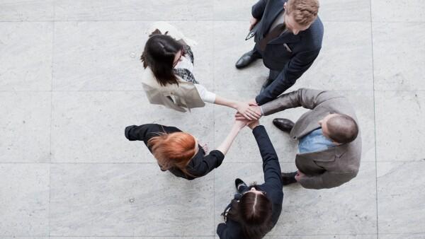 empleo equipo liderazgo