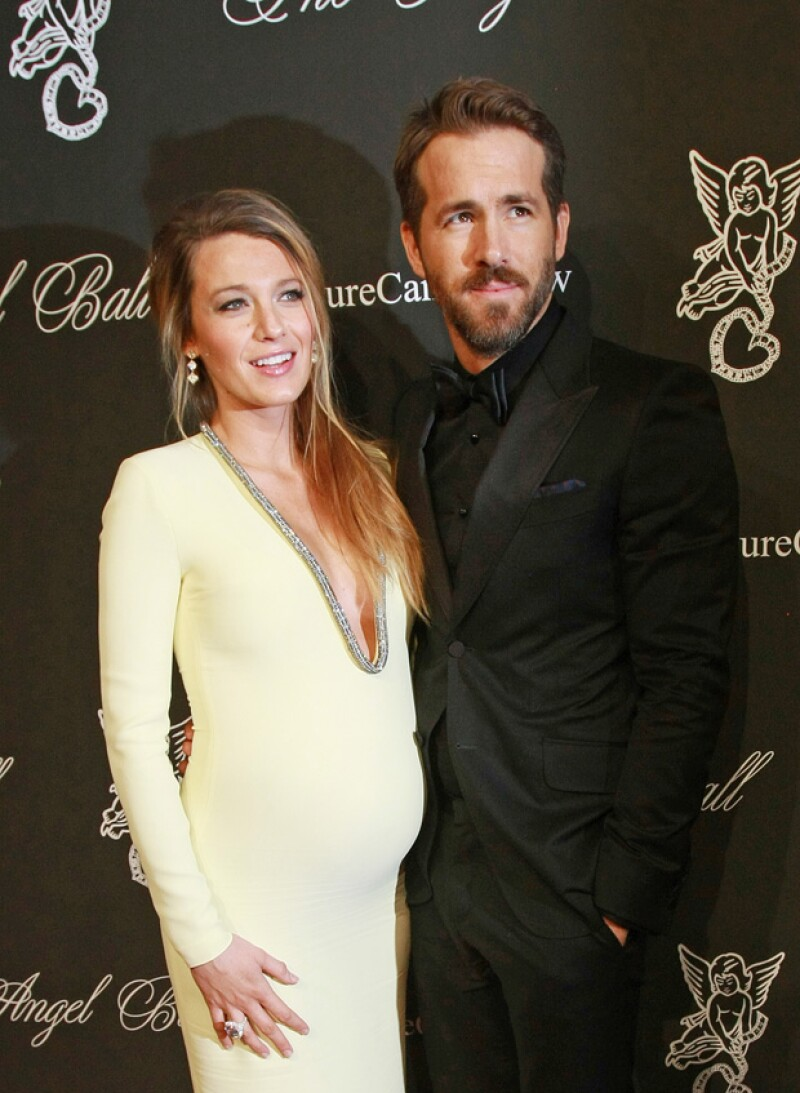 Ryan Reynolds confesó que está feliz de ser papá primerizo a pesar de las desveladas.