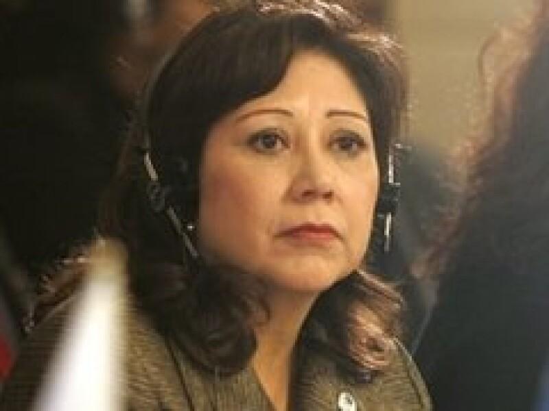 Hilda Solís, secretaria del Trabajo de EU, tiene el mandato de generar 3.5 millones de plazas en su país. (Foto: AP)