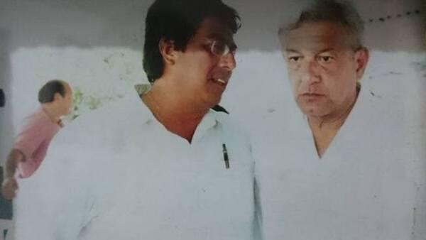 AMLO y Don Gelo