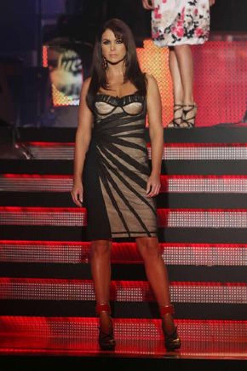 La actriz y cantante ya confirmó que participará en uno de los capítulos de la próxima temporada de la serie 'Mujeres Asesinas'.