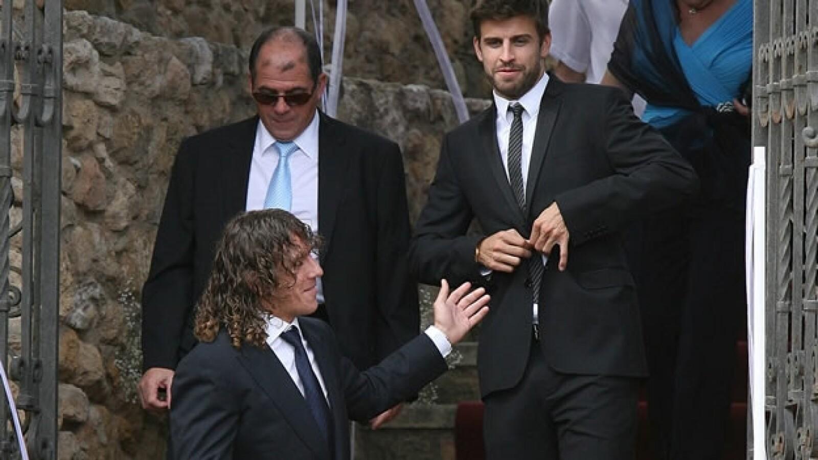 Andrés Iniesta se casa con Anna Ortíz
