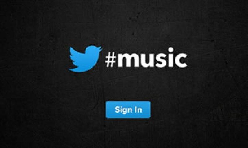 El servicio tiene cuatro categorías: Popular, Emerging, Suggested y NowPlaying.  (Foto: Cortesía CNNMoney.com)