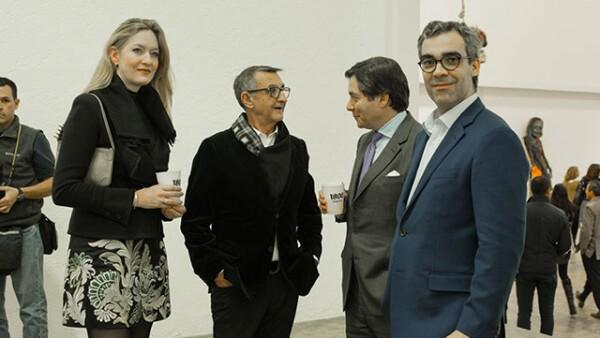Mónica Villalobos,Luis Adelnatado,Hugo Villalobos,Hugo Domingos