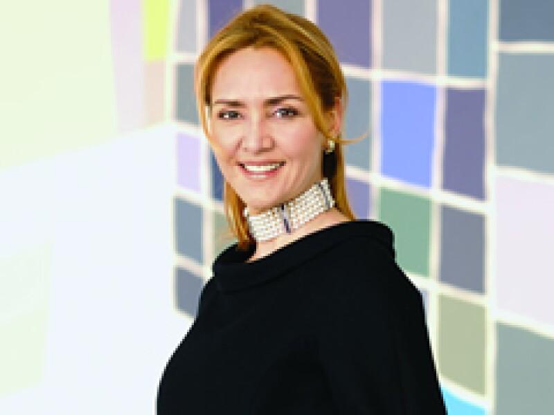 La Directora General del Grupo Omnilife-Chivas. (Foto: Especial)