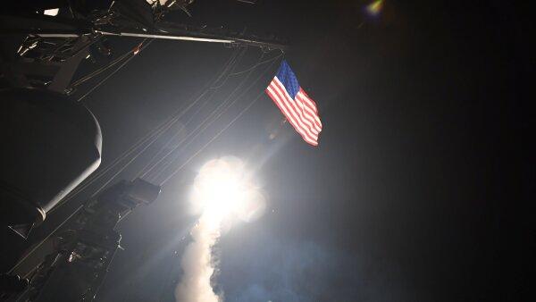 Ataque con misiles