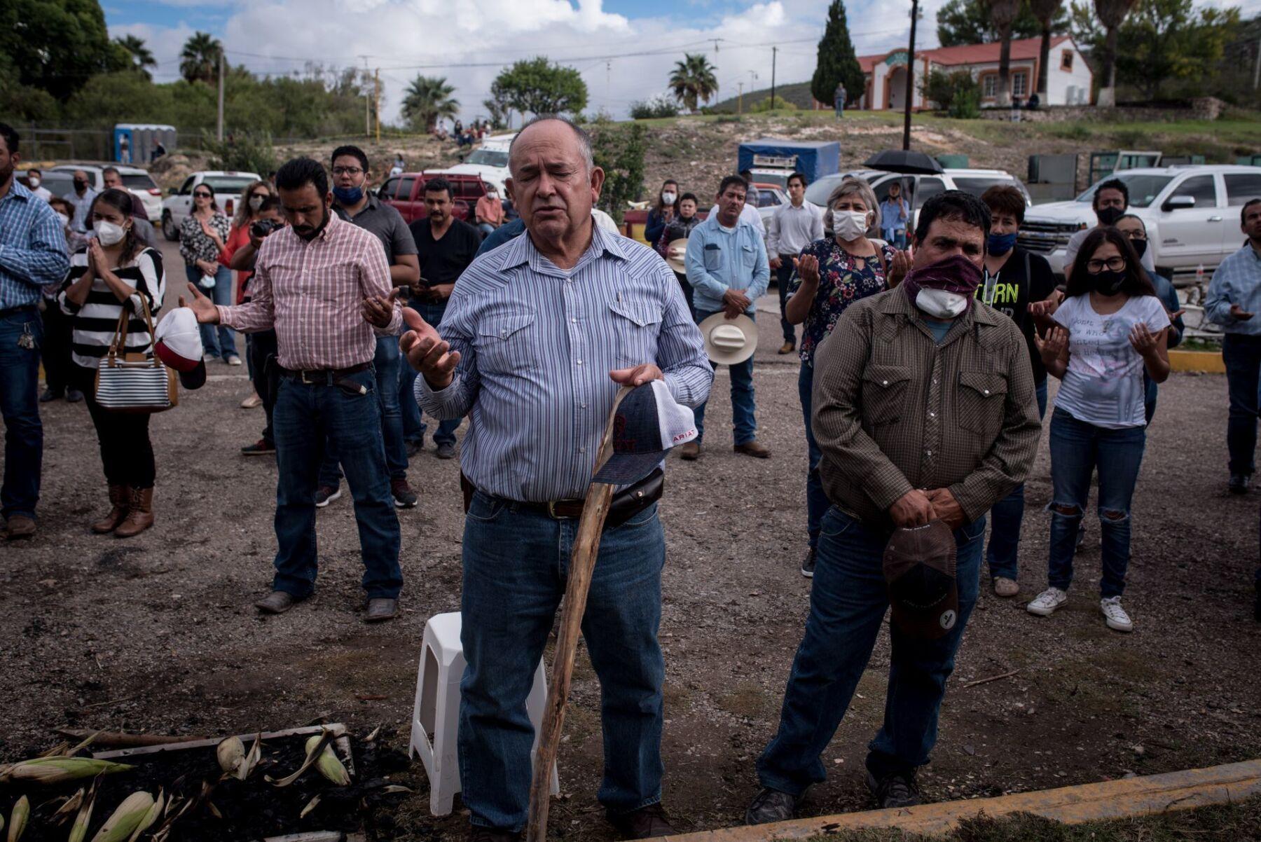 Protestas en Chihuahua
