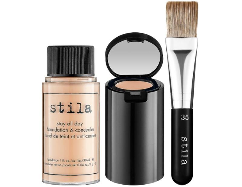 Si a la mitad del día tu piel se ve muy brillante o sientes que el maquillaje no te dura nada, te presentamos las bases que harán que no tengas que retocarte durandurante el día.