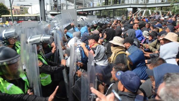 Protesta de