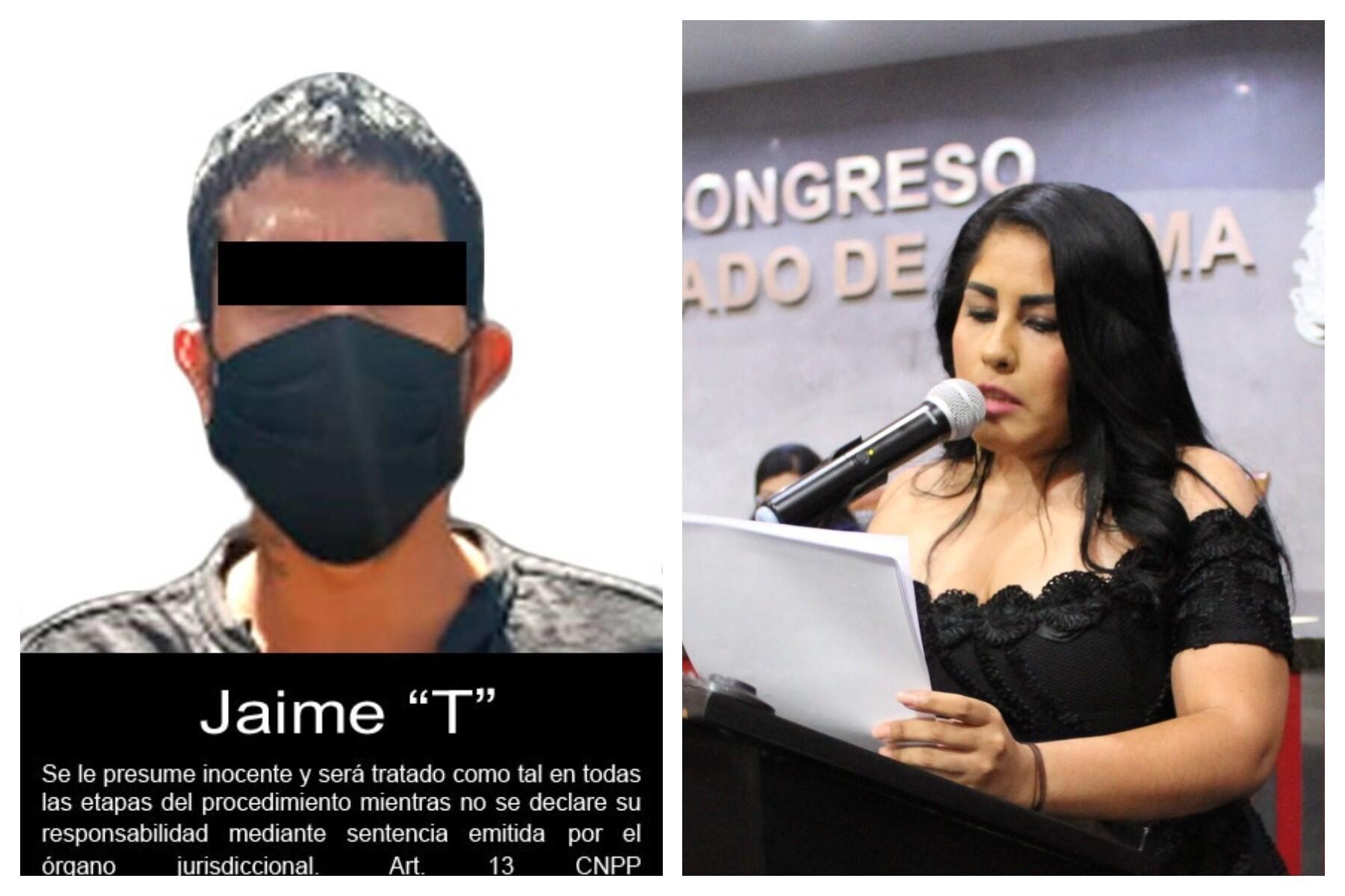 Detenido en Colima