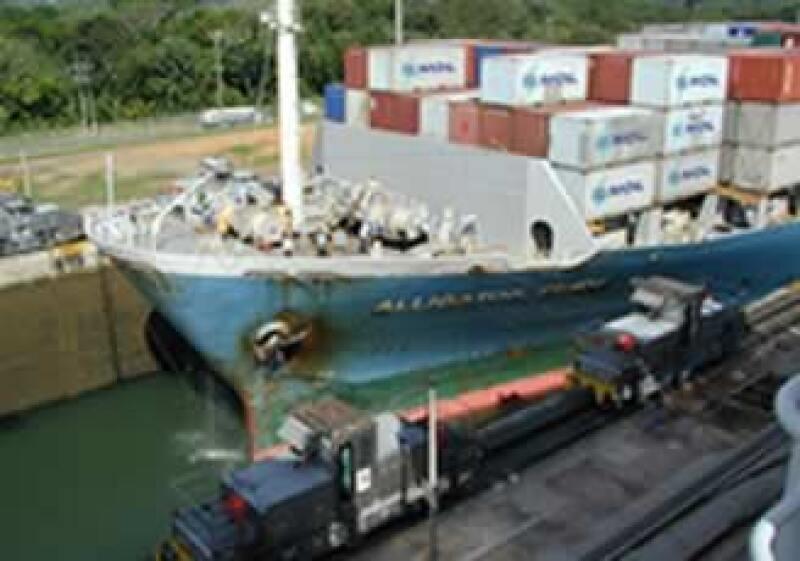 La ampliación del canal de Panamá costará 6,000 mdd. (Foto: Cortesía SXC)