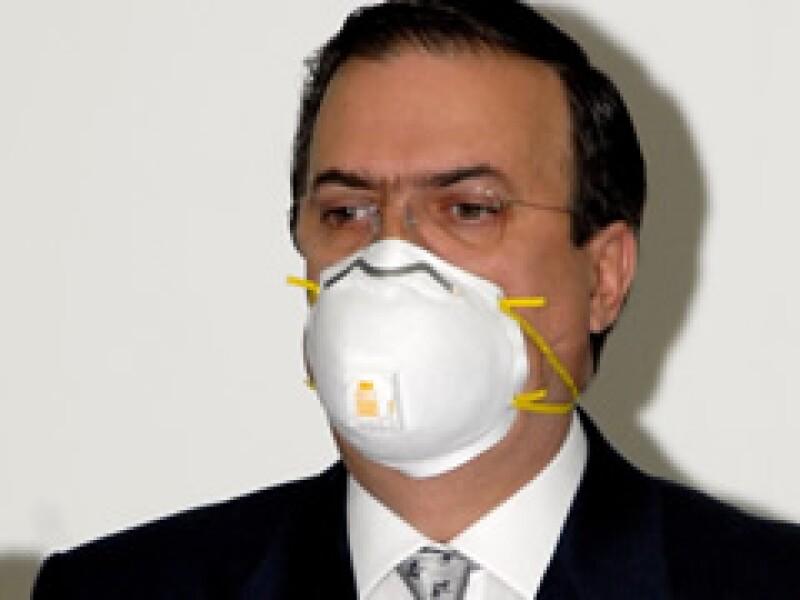 Marcelo Ebrard, jefe de gobierno de la Ciudad de México. (Foto: Archivo NTX)