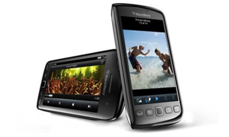Los videojuegos para el celular, una apuesta dentro de BlackBerry 10. (Foto: Cortesía de la marca)
