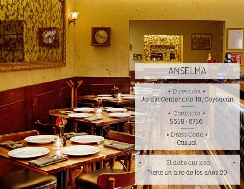 Un lugar con mucho estilo vintage y comida inspirada en las raíces mexicanas.
