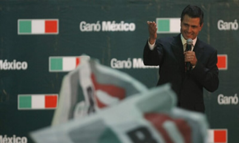 El potencial triunfo de Enrique Peña Nieto reivindicará al PRI, partido que gobernó por más de 70 años. (Foto: Reuters)