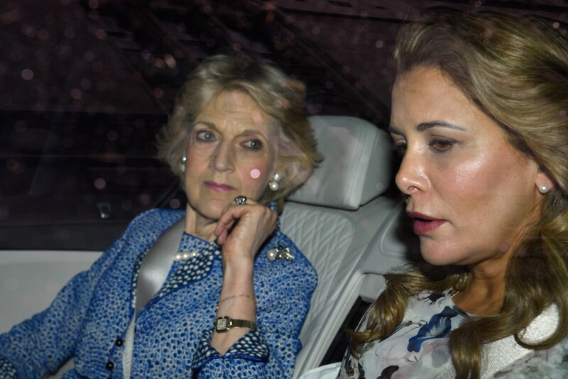 Princess Haya Family Court Hearing Continues In London
