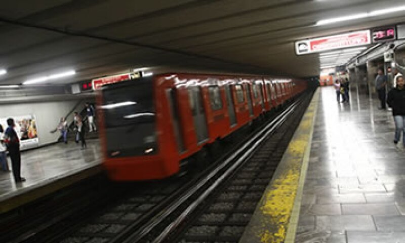CAF asegura que los trenes se hicieron con los requisitos pedidos por el Metro. (Foto: Cuartoscuro)